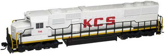 N SD50 LOCO KCS 710                 ATM49392   NIB NEVER OPRNED