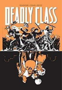 Deadly-Class-Band-7-Love-Like-Blood-von-Remender-Rick-Neues-Buch-amp-Schnell