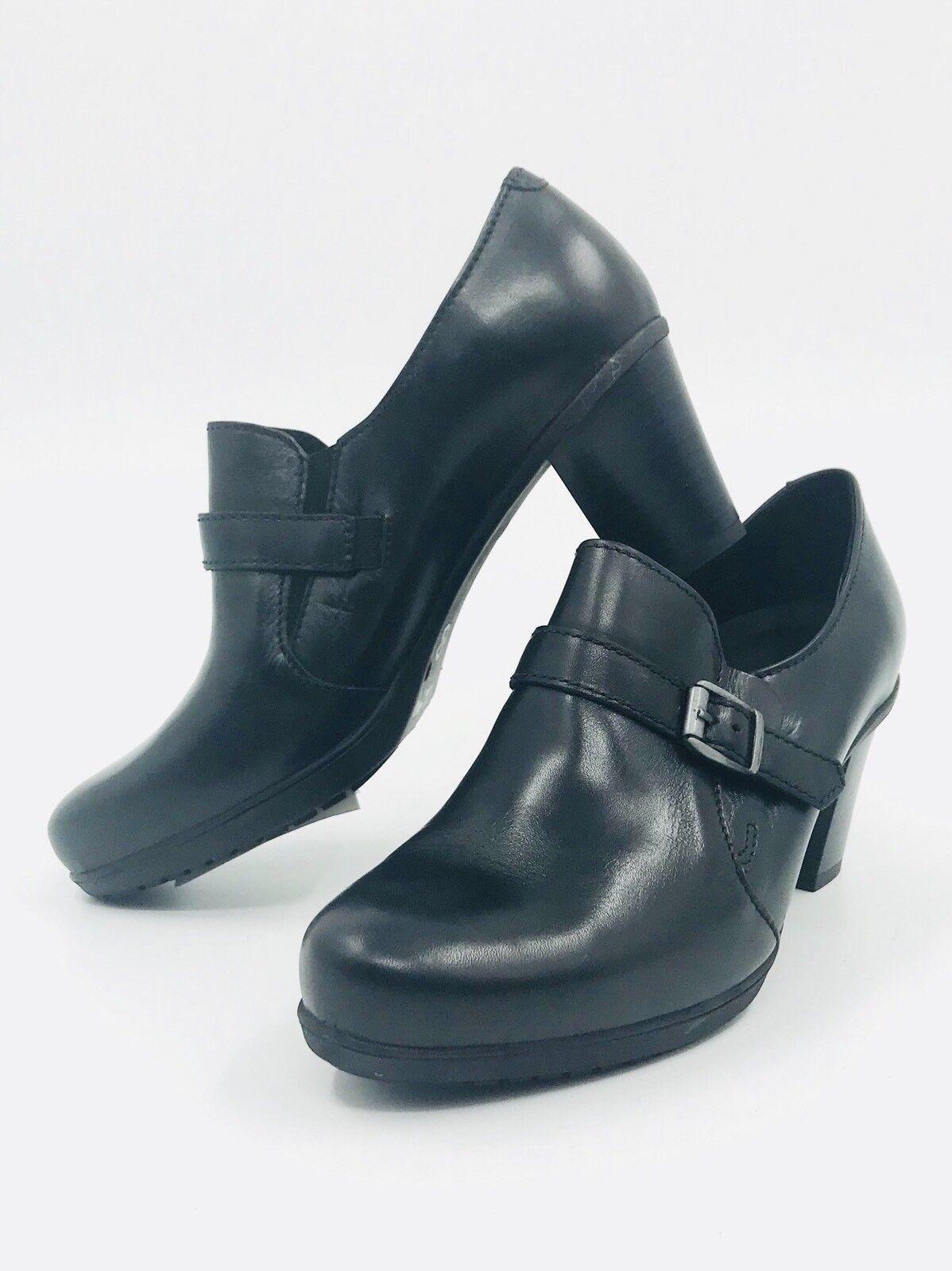 Spring Step Wouomo Idir Slip On Loafer Clog nero Dimensione 38   7.5-8