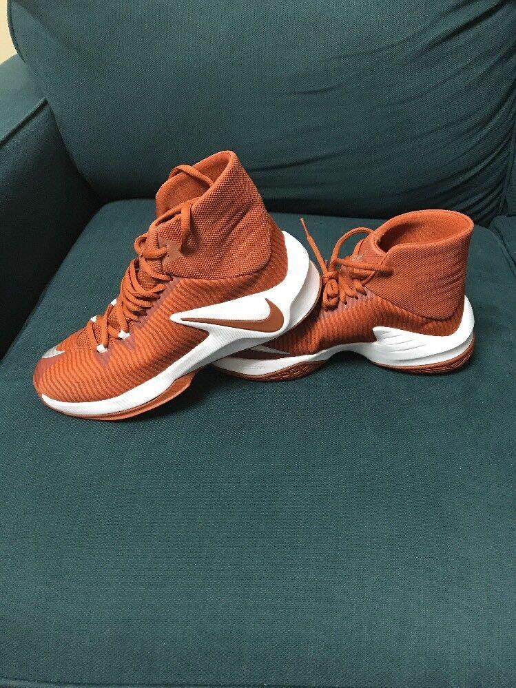 Nike Zoom fuera Zapatos atado Athletic Zapatillas Zapatos fuera Tamaño 6.5 b2e59e