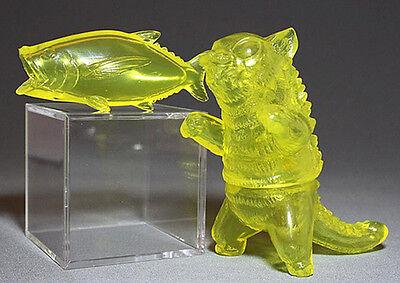 NEGORA CAT & BIG FISH 1ST Version KAIJU FIGURE MAX TOY COMPANY VERY RARE 2011