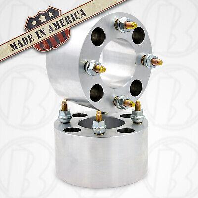 "USA MADEATV 1/"" Honda Suzuki Kawasaki Wheel Adapters Spacers4x110 to 4x137"