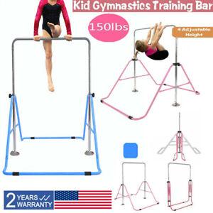 Kids-Gymnastics-Bar-Jungle-Training-Monkey-Bar-Adjustable-Horizontal-Kip-Bar-Gym