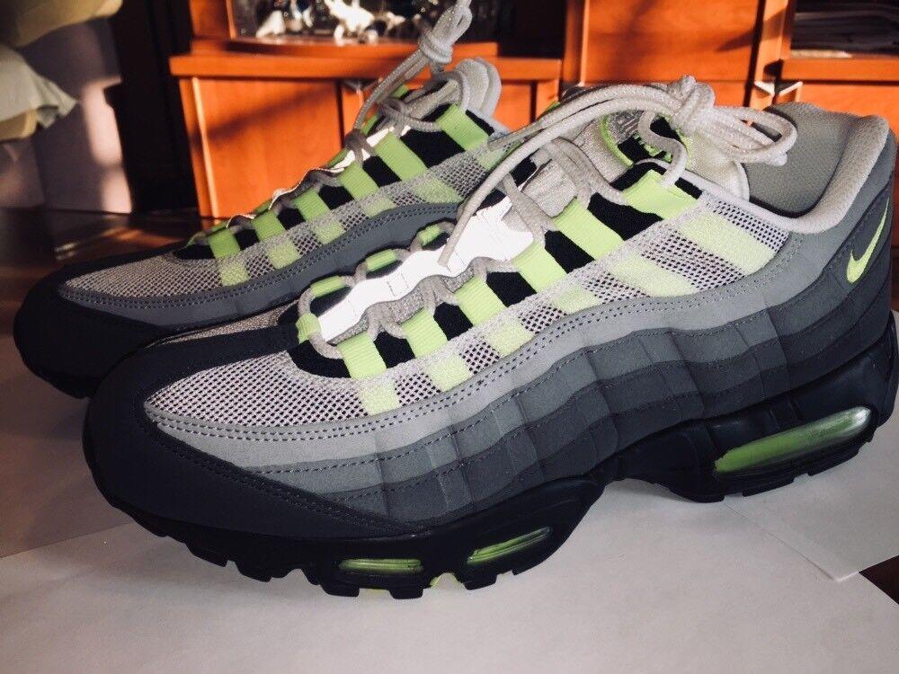 Nike air max 95 green og nuova dimensione 12