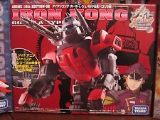 Zoids 10th Anniversary Iron Kong Schwarz MIB