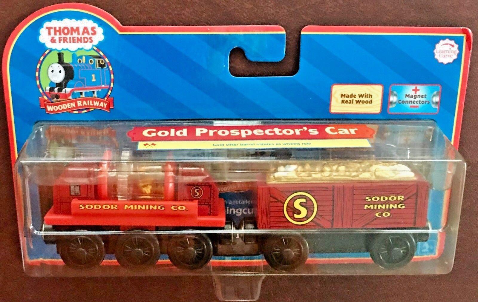 Thomas & Friends Wooden Railway Gold Prospector's Car  LC99177