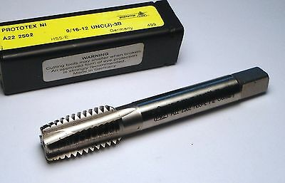 ACCUPRO Modified Bottoming Spiral Flute Tap 3//4-16 2B 3FL HSSE 84245885
