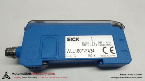 NEW #139996 SICK WLL180T-F434 SENSOR