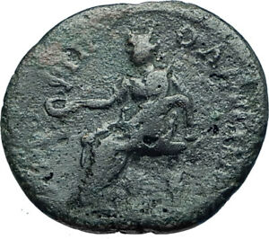 ANTONINUS-PIUS-138AD-Amphipolis-Authentic-Ancient-Roman-Coin-TYCHE-i66129