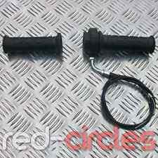ATV QUAD BIKE THROTTLE ACCELERATOR GRIP, TWIST & CABLE FOR 50cc 70cc 90cc 110cc