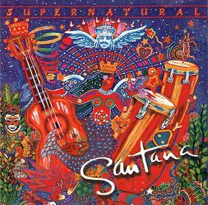 CD-Santana-Supernatural-Smooth-Corazon-Espinado-Maria-Maria-u-a