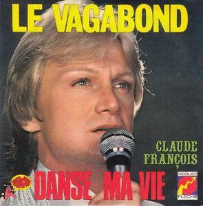 CD-SP-REPLICA-CLAUDE-FRANCOIS-LE-VAGABOND
