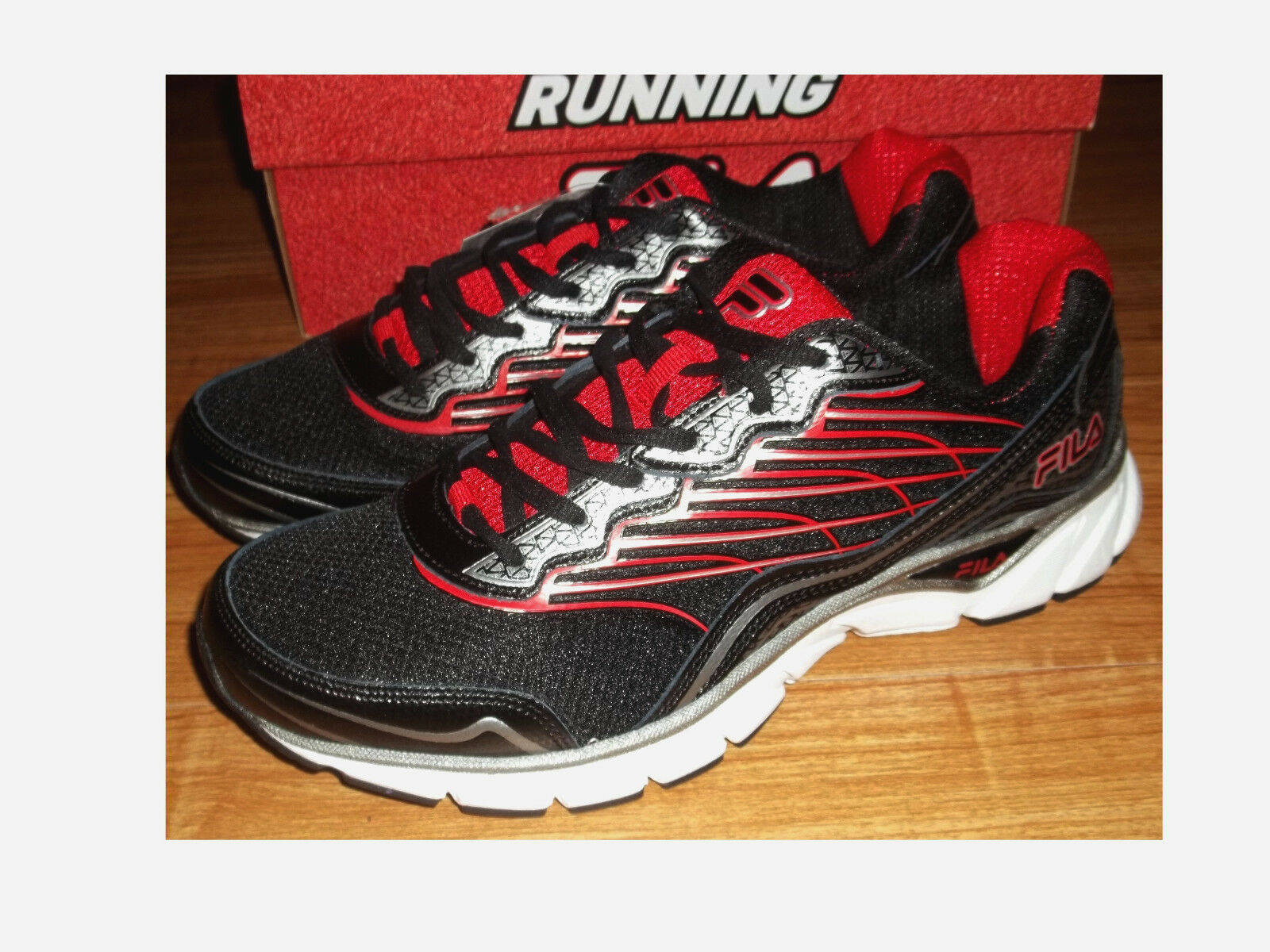 NWB FILA MEMORY COUNTDOWN 3 Running shoes Sz 9  74.99 FREE SHIPPING