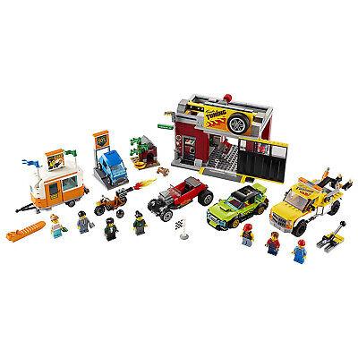 60258 Lego City Tuning Workshop New Sealed