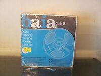 Baia Dual 8 200 Ft Reel & Storage Case Set Sealed Lot Of 2