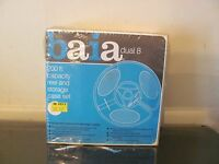 Baia Dual 8 200 Ft Reel & Storage Case Set Sealed Lot Of 2