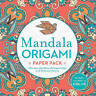 Mandala Origami Paper Pack: More than 250 Sheets of Origami Paper in 16 Meditati