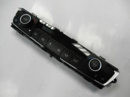 Klimabedienteil BMW 1er F20 F21 F22 3er F30 F31 F34 F35 4er F32 F36 64119320342