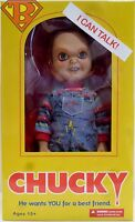 Talking Chucky Child's Play 2 Movie 15 Inch Mega Scale Doll Figure Mezco 2014