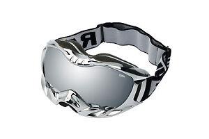 Ravs Skbrille Snowboardbrille Schneebrille Schutzbrille Skiing Goggles Chrom Utmost In Convenience