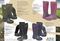 Grubs Frostline 5.0 Hi Neoprene Field Wellington / Muck Boot
