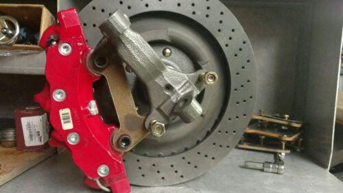67-72 Camaro Chevelle hub conversion for big brake conversion