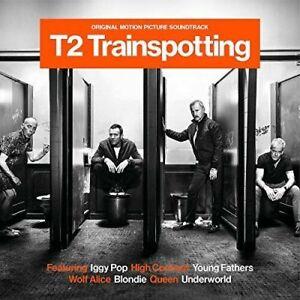 T2-TRAINSPOTTING-Original-Soundtrack-CD-NEW-Iggy-Pop-Blondie-Queen-Underworld