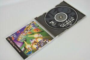 VIEW-POINT-Ref-bbc-Neo-Geo-CD-Neogeo-SNK-Japan-Game-nc