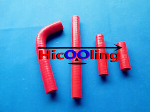 Red-silicone-radiator-hose-for-YAMAHA-YZ426F-YZ-426-F-2000-2001-2002-00-01-02
