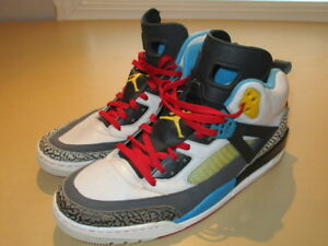 reputable site 53b00 05b4c Image is loading 2011-Nike-Air-Jordan-Spiz-039-ike-Bordeaux-