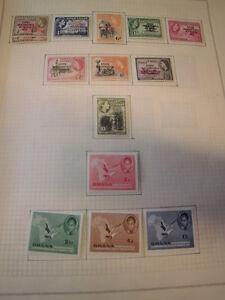 Sammlung-Ubersee-Afrika-Ghana-ca-1957-1971-ungebraucht-1151