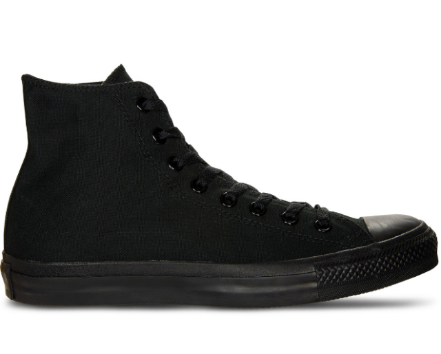 2198e649b08 Converse M3310 Chuck Taylor All Star High Black Monochrome 9 M   11 ...