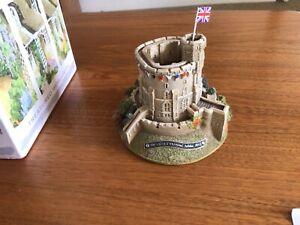 Lilliput Lane Jubilee Round Tower, Windsor Castle Edition No 948