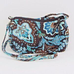 010f85f622 Vera Bradley Amy Mini Crossbody Java Brown Retired Handbag Excellent ...