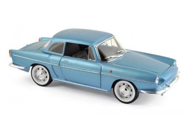 Norev renault Caravelle 1964-Finlande metalizado blu 1 18 - 185151