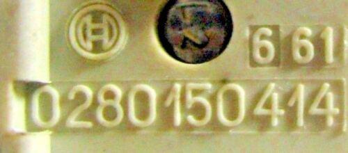 BMW E36 E34 3 5 SERIES 2.0 M50 320i 520i 89-99 FUEL INJECTOR 0280150414 1730059