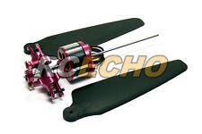 AEO C20 1550KV EVP Brushless Motor + 4D Metal Variable Pitch + 7inch Prop OM436