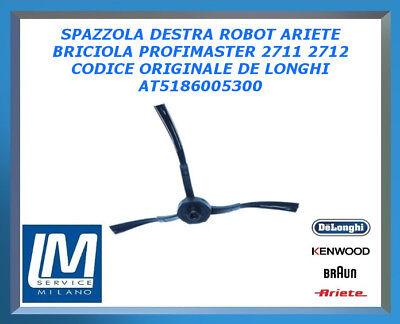 ARIETE Motore Spazzola Destra Robot BRICIOLA PROFIMASTER HOFER 2711 2712