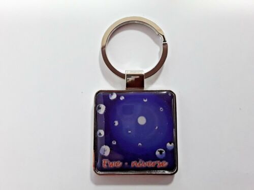 Thomas Joseph Key Ring /'Ewe niverse /' Key Ring.