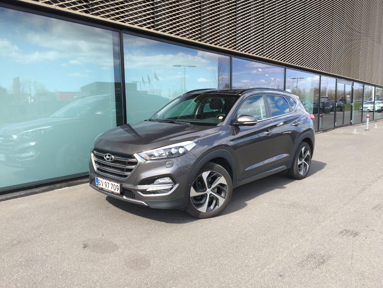 Hyundai Tucson Billede 0