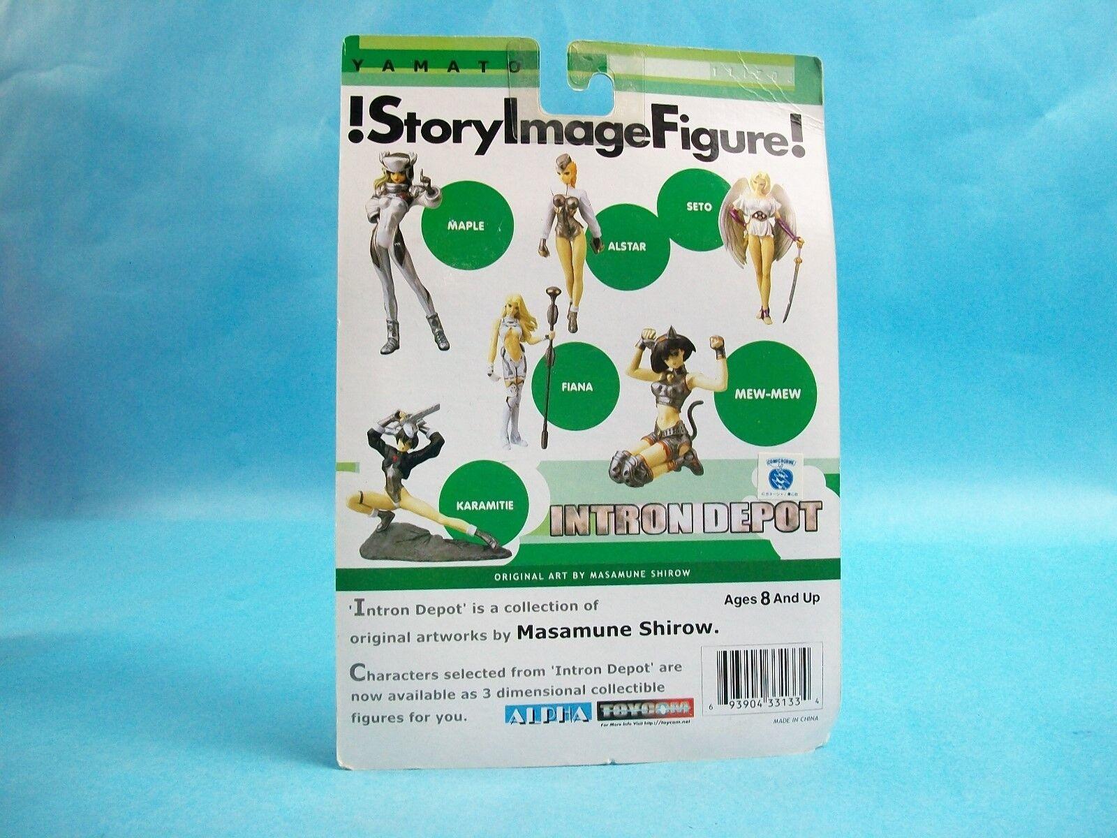 Intron Depot Masamune Shirow Karamitie Story Image Figure Action- & Spielfiguren