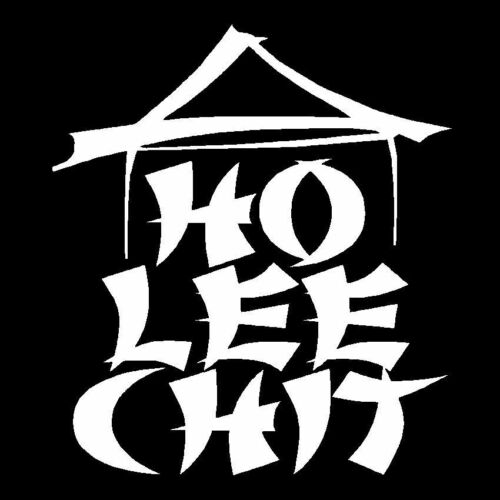 Ho Lee Chit Funny Vinyl Decal V2 JDM Racing Turbo Ill Sticker