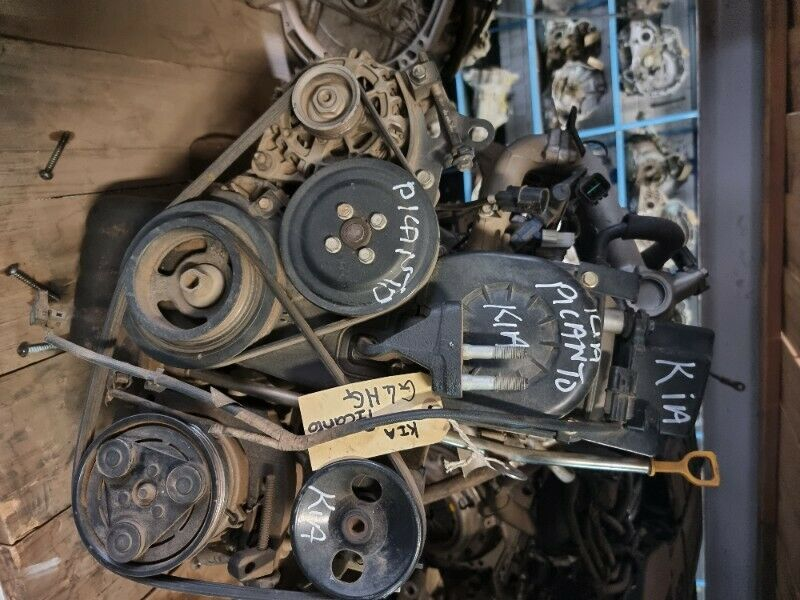 Kia Picanto Complete Engine for sale. Engine Number G4HG