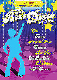 1 of 1 - The Best Disco In Town (DVD, 2007)