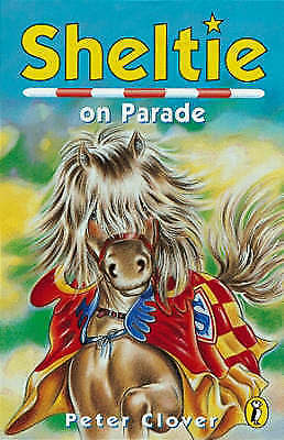 Good, Sheltie on Parade, Clover, Peter, Book