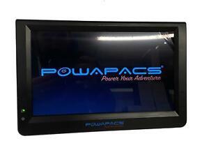 Powapacs 12 inch DVB T2 TV / Carp Fishing Bivvy Accessory