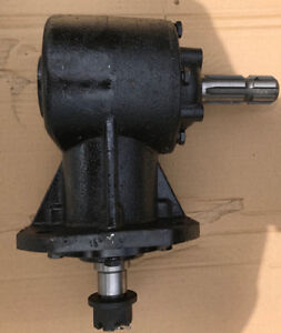 Details about Replacement Rhino Finish Mower Gearbox Code 00775088 Fits  BR60 & BR72