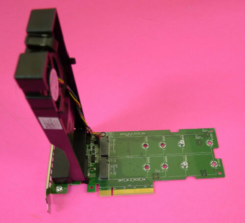 GENUINE Dell SSD M.2 PCIe x2 Solid State Storage Adapter Card 23PX6 NTRCY