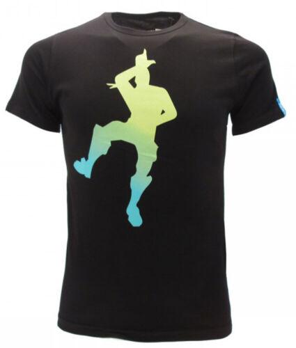 T-Shirt Originale Fortnite Epic Games ufficiale TAKE THE L fluo bimbo ragazzo