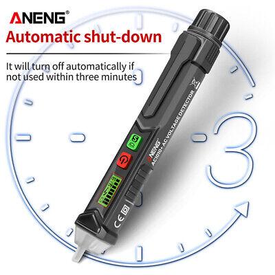 LCD Non-Contact Electric AC Voltage Test Pen 12V-1000V//48V-1000V Detector Tester
